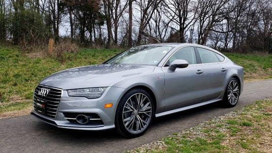 2017 Audi A7 :24 car images available
