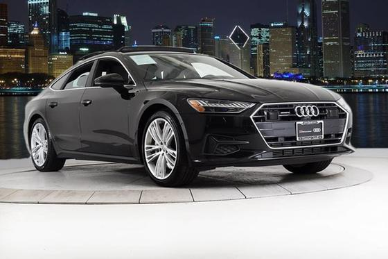 2019 Audi A7 :24 car images available