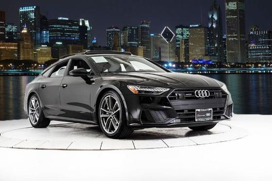 2020 Audi A7 :24 car images available