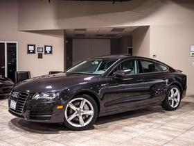 2012 Audi A7 3.0 Premium Plus:24 car images available