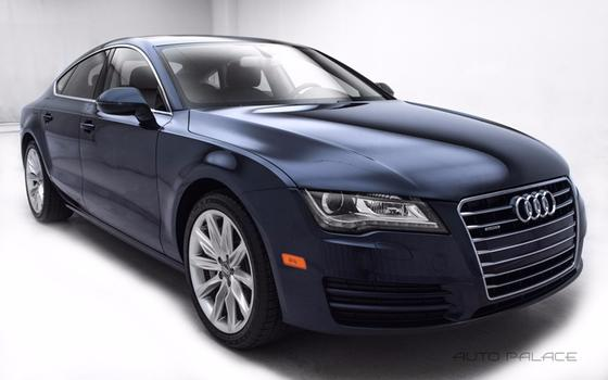 2013 Audi A7 3.0 Premium Plus:24 car images available