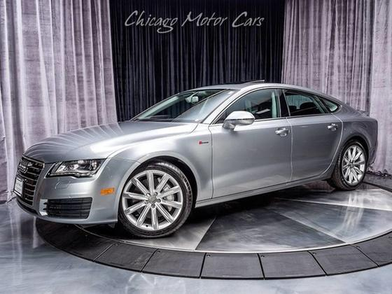 2014 Audi A7 3.0 Premium Plus:24 car images available