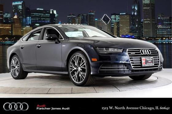 2018 Audi A7 3.0 Premium Plus:24 car images available
