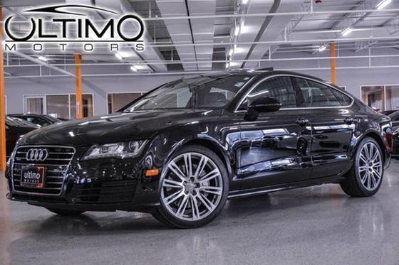 2014 Audi A7 3.0 Premium Plus:24 car images available