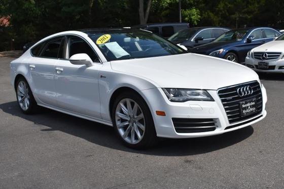 2012 Audi A7 3.0 Premium Plus:21 car images available