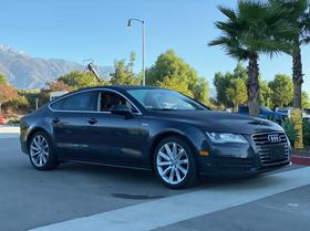 2013 Audi A7 3.0 Premium Plus:8 car images available
