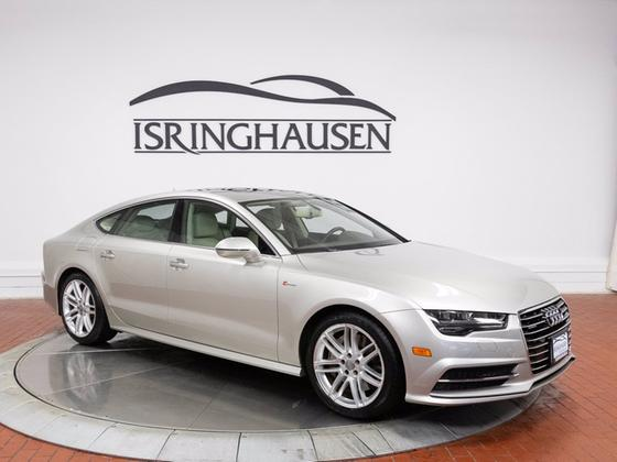 2016 Audi A7 3.0 Premium Plus:20 car images available