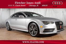 2016 Audi A7 3.0 Prestige:24 car images available