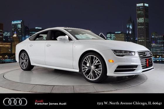 2017 Audi A7 3.0 Prestige:24 car images available