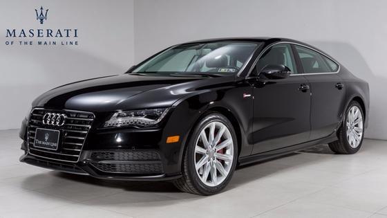 2012 Audi A7 3.0 Prestige:24 car images available