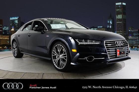 2018 Audi A7 3.0 Prestige:24 car images available
