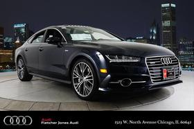 2018 Audi A7 3.0 Prestige:24 car images available