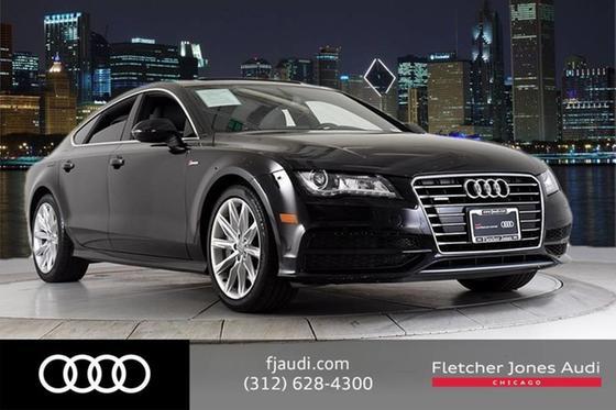 2014 Audi A7 3.0 Prestige:24 car images available
