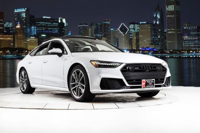 2021 Audi A7 3.0 Prestige:24 car images available