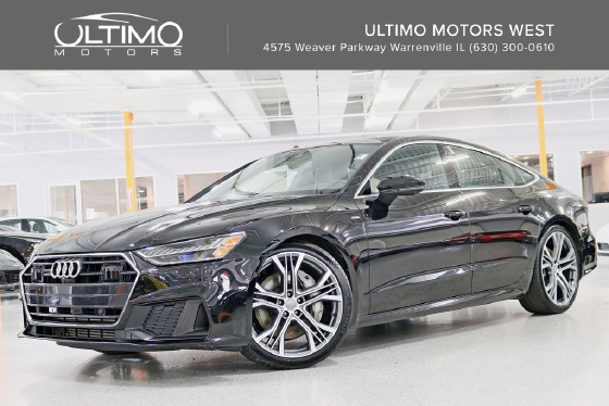 2019 Audi A7 3.0T Prestige:6 car images available