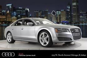 2013 Audi A8 :24 car images available