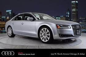 2015 Audi A8 :24 car images available