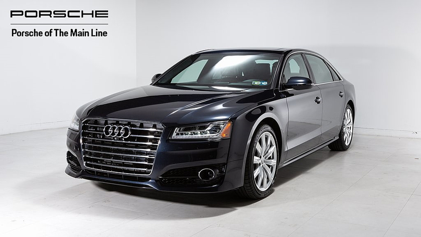 2017 Audi A8 :21 car images available