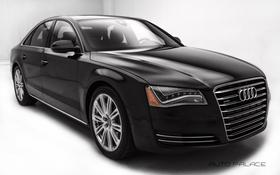 2013 Audi A8 3.0T:24 car images available