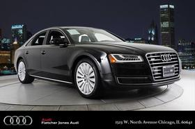 2015 Audi A8 3.0T:24 car images available