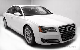 2014 Audi A8 4.0T:24 car images available