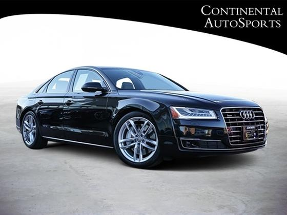 2015 Audi A8 4.0T:24 car images available