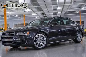 2015 Audi A8 4.2 L:24 car images available