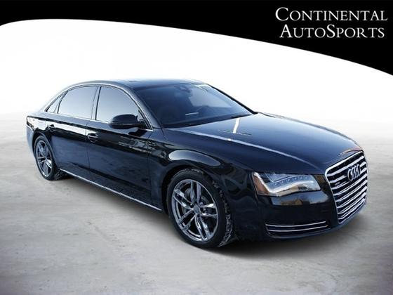 2011 Audi A8 4.2 L:24 car images available
