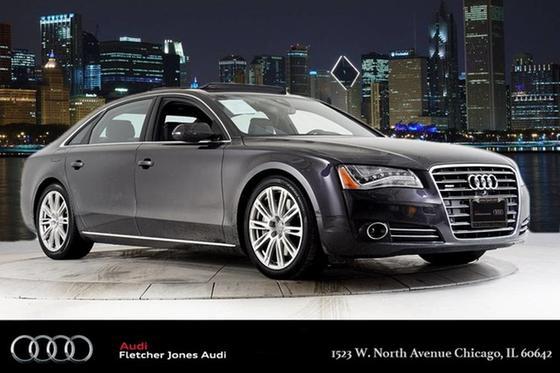 2014 Audi A8 4.2 L:24 car images available
