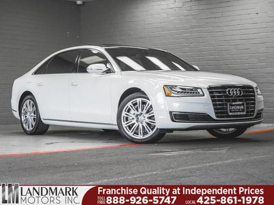 2016 Audi A8 4.2 L:24 car images available