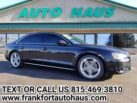 2013 Audi A8 4.2 L:24 car images available