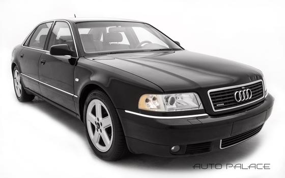 2003 Audi A8 4.2 L:8 car images available