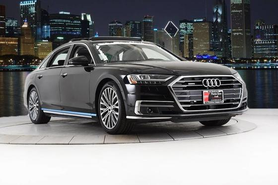 2019 Audi A8 4.2 L:24 car images available