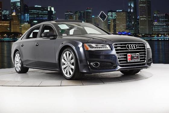 2017 Audi A8 4.2 L:24 car images available