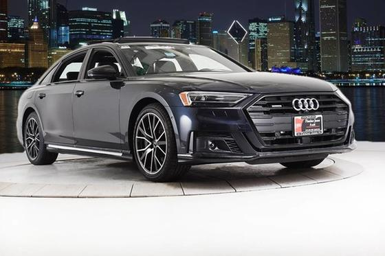 2020 Audi A8 4.2 L:24 car images available