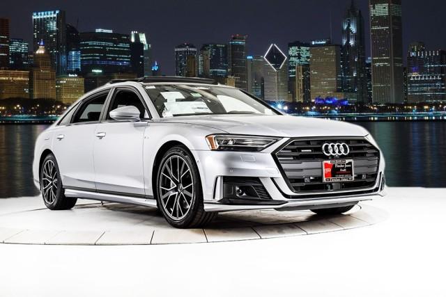 2021 Audi A8 4.2 L