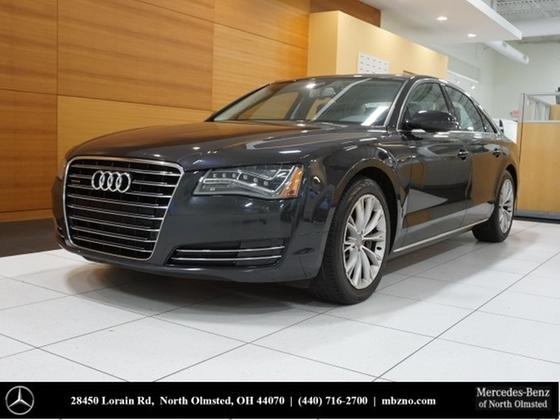2012 Audi A8 4.2:24 car images available