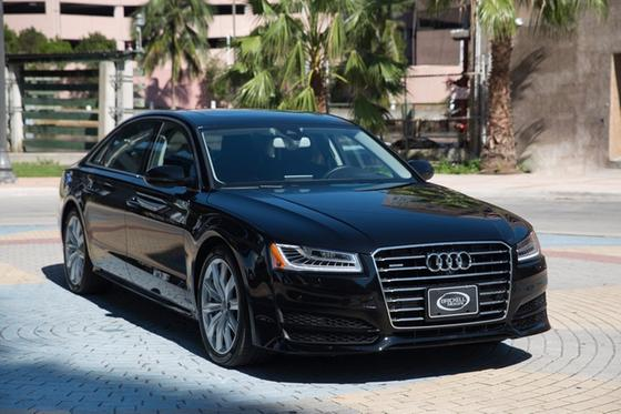 2017 Audi A8 L 3.0T:24 car images available
