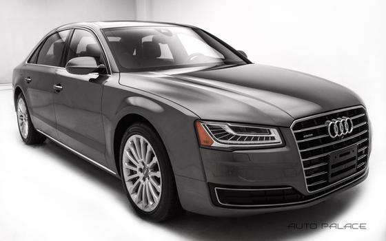 2015 Audi A8 L 3.0T:24 car images available