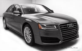 2017 Audi A8 L 3.0T:24 car images available