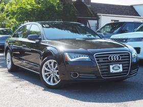 2013 Audi A8 L 3.0T:23 car images available