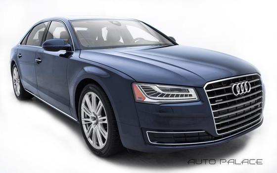 2015 Audi A8 L 3.0T:24 car images available