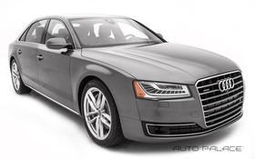 2015 Audi A8 L 4.0T:24 car images available