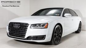 2015 Audi A8 L 4.0T:22 car images available