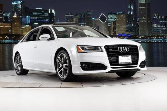 2017 Audi A8 L 4.0T:24 car images available