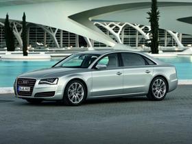2014 Audi A8 L 4.0T : Car has generic photo