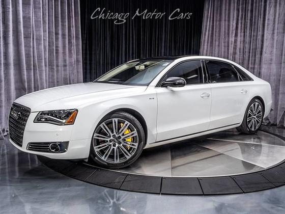2012 Audi A8 L W12:24 car images available
