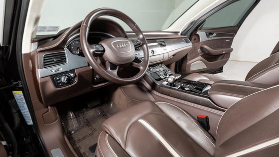 2015 Audi A8 L W12