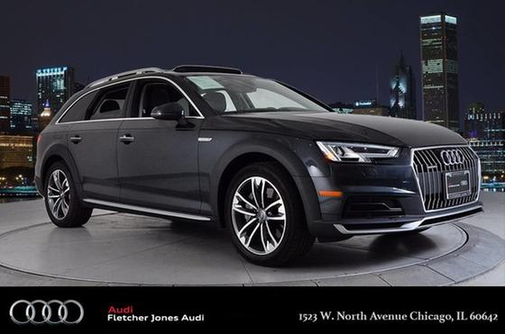 2017 Audi Allroad :24 car images available