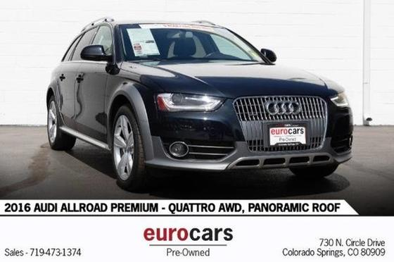 2016 Audi Allroad 2.0T Premium Plus:24 car images available